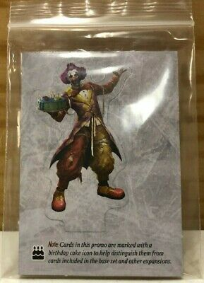 Dead of Winter Promo Pack Giggles The Birthday Clown Survivor Asmodee