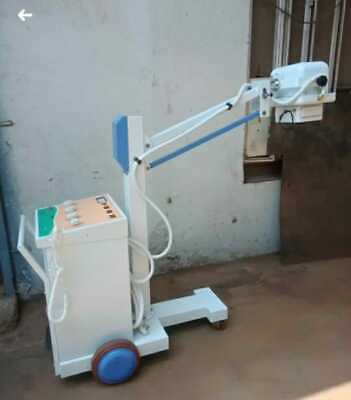 100 mA portable x-ray machine easy movable