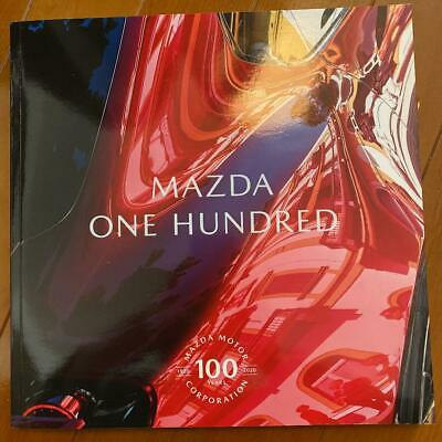 MAZDA Official Photobook One Hundred Limited 100th Anniversary Collection