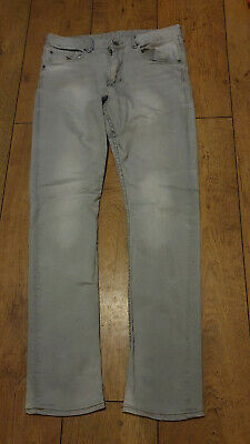 Boys Grey Skinny Jeans Age 14+ Years