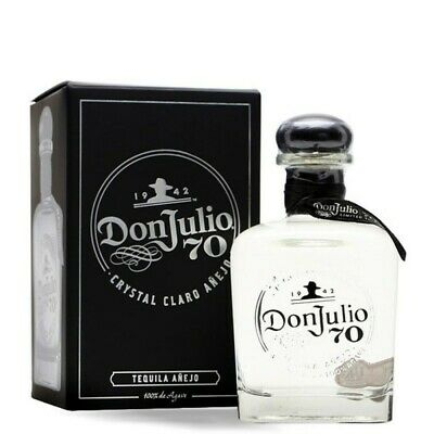 Tequila Don Julio Añejo 70 Th 0,70 L. + Estuche
