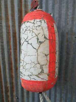 Authentic Small Dungeness Crab Lobster Pot Buoy (CB669)
