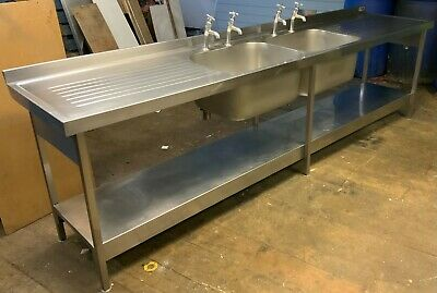 commercial Catering Sink (3m)