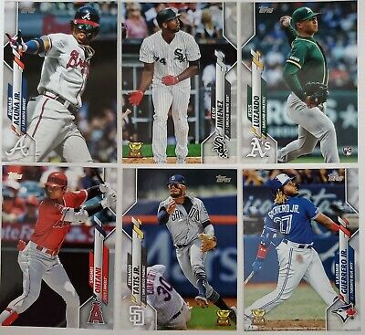 2020 Topps Series 1 Baseball Complete Your Set #1-350 ~ You Pick! FREE SHIP!