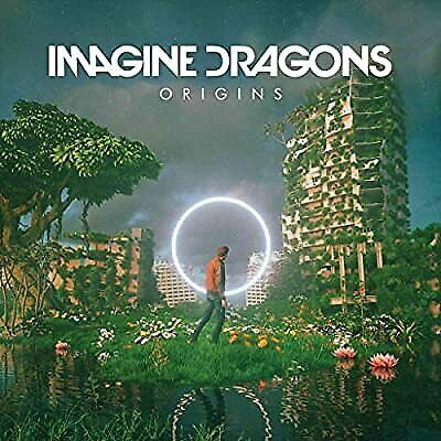 Origins, Imagine Dragons, Used; Good CD