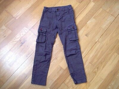 Boys fine needlecord TED BAKER jeans trousers age 7 great condition