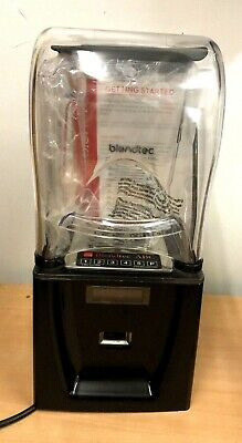 BLENDTEC Smoother Commercial Blender High Speed with Cover and Jug.