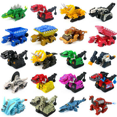 Dinotrux Reptool Rollers Grouter Vehicle Mattel DWP75