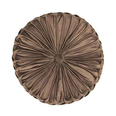 Handcrafted Floor Pillow Cushion For Round Sofa For Cafe