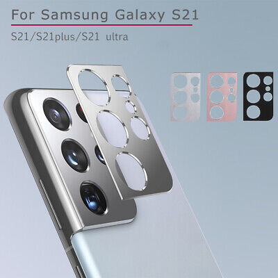 Cover Camera Metal Case Screen Protective Full Cover For Samsung S21 Plus ultra