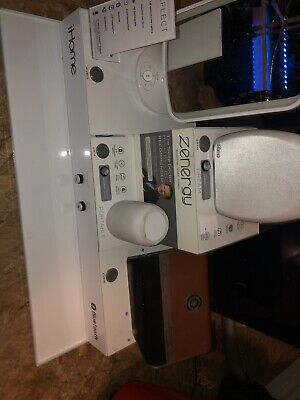 Ihome Store Demo Display smart home music zenergy  from Best Buy used plays musi
