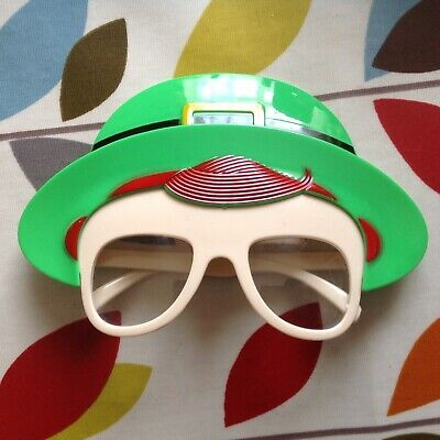 Lovely Quality Fancydress/Niteclub Ladies Sunglasses In Good Clean Condition
