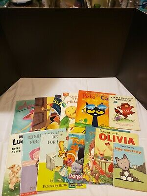 Story Time Assorted Bundle / Lot of 14 Story Books for Kids/Toddlers/Teachers