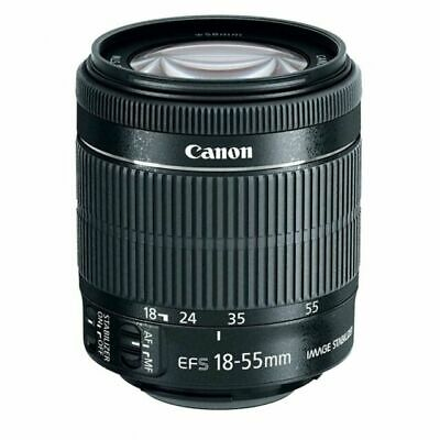 Canon EF-S 18-55mm f/3.5-5.6 IS STM Lens for Canon EOS Rebel Series efs