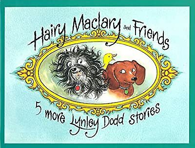 Hairy Maclary and Friends: Five More Lynley Dodd Stories, Dodd, Lynley, Used; Go