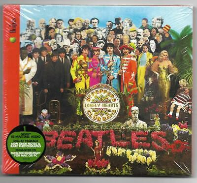 The Beatles - Sgt.peppers - (2009 Remastered Card Digisleeve Cd)