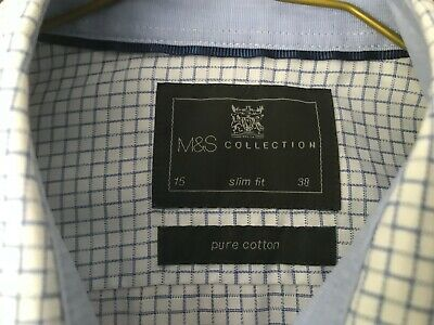 M&S Collection Shirt Size 15
