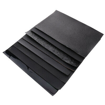 8pcs PU Leather Fabric Sheet Fashion DIY Leather Sheets Sewing Sheet Material