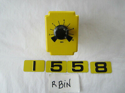 Potter & Brumfield Cdd-38-30014 Time Delay Relay