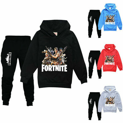 Long Sleeve Top Cotton Jelly YouTube Gamer Vlogger Youtuber Kids Tracksuits Sport Thin Style Hoodie /& Trousers outfits /& Pants Clothing Sets Boys and Girls