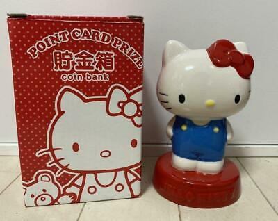 RARE Sanrio Hello Kitty Ceramic Piggy Bank.Limited