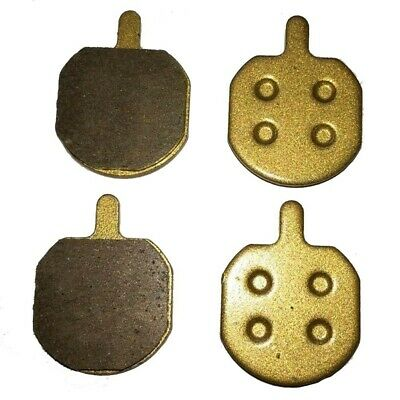 2 pairs Bicycle Bike Sintered Metal Disc Brake Pads for HAYES MX2 MX3 MX4 SOLE