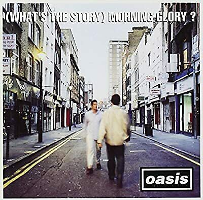 (Whats The Story) Morning Glory?, Oasis, Used; Good CD
