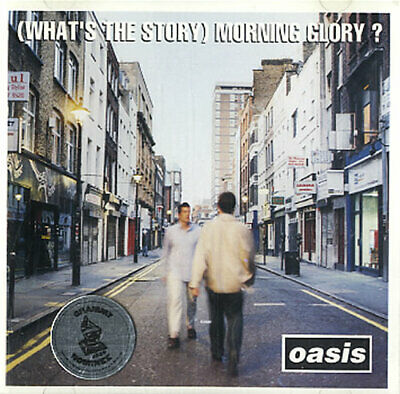 Oasis Whats the Story Morning Glory CD ID7900z