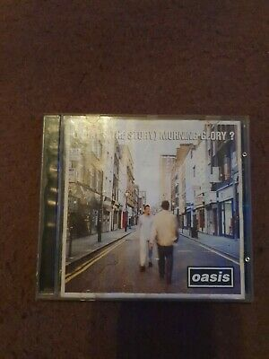 Oasis : Whats the Story Morning Glory CD.