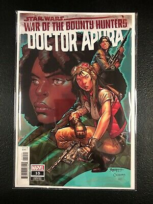 STAR WARS DOCTOR APHRA #12 ROCHE 40TH ANNIV VARIANT COVER OBI WAN NEW 1