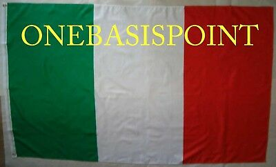 3'x5' Italy Flag Outdoor Italian Soccer Champions Italia Banner Tricolor New 3x5
