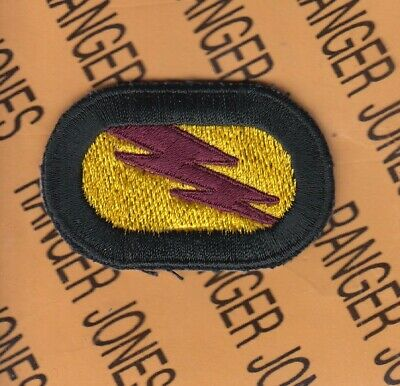 75th Inf Airborne Ranger LRP LRRP para oval patch #4