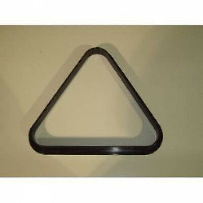 """POOL TABLE TRIANGLE TO FIT 15 x STANDARD 2"""" (50.8mm) POOL BALLS"""