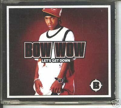 Bow Wow - let's get down  cd single import