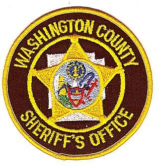 Washington County, Arkansas Sheriff's Office Patch