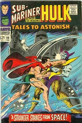 Tales to Astonish #88 February 1967 VG