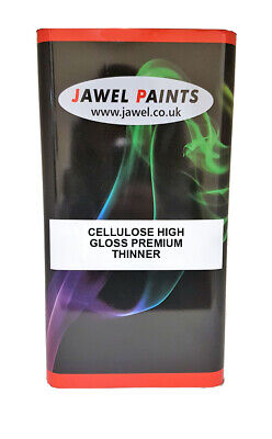 THINNERS CELLULOSE CAR PAINT High Gloss 5lt Size