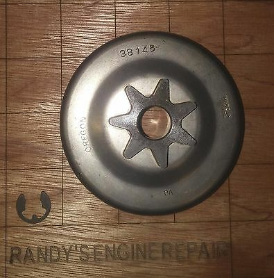 """Replace 3/8"""" 7T sprocket Stihl 029 034 024 Super 036 039 MS-290 MS-360 more"""