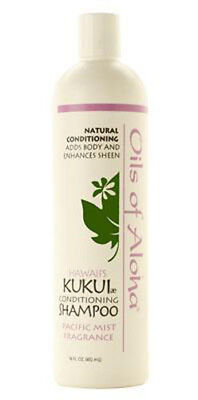 Hawaiian Kukui Conditioning Shampoo ~ 16 Oz