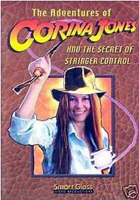 Corina Jones Tettinger Secret of Stringer Control DVD