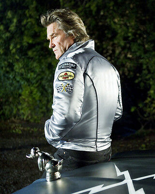 Kurt Russell Color 8X10 Photo Death Proof Grindhouse