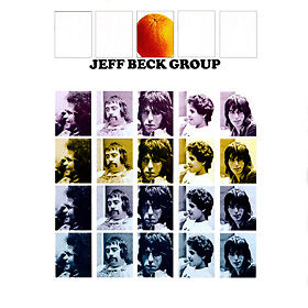JEFF BECK GROUP  -  SAME    epic  EPC 32490   LP  NL