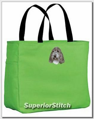 PETIT BASSET GRIFFON VENDEEN essent tote bag ANY COLOR