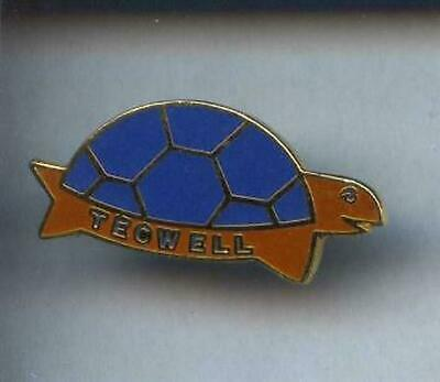 Rare Pins Pin's .. Tortue Turtle / Teckwell  #4D