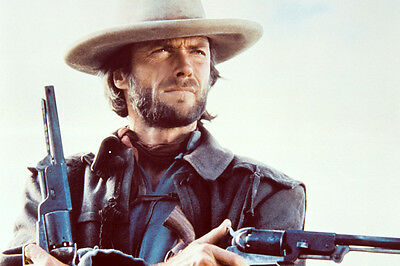 Clint Eastwood The Outlaw Josey Wales 24X36 Poster