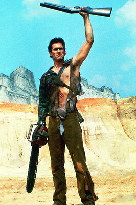 Bruce Campbell Army Of Darkness Evil Dead 24X36 Poster