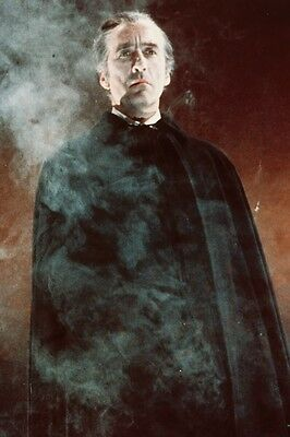 Christopher Lee Dracula Has Risen From The Grave Poster