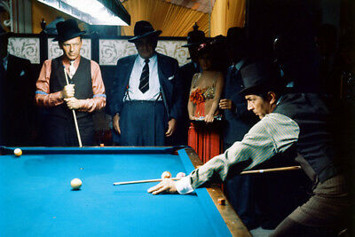 Frank Sinatra Dean Martin Playing Pool 36X24 Poster