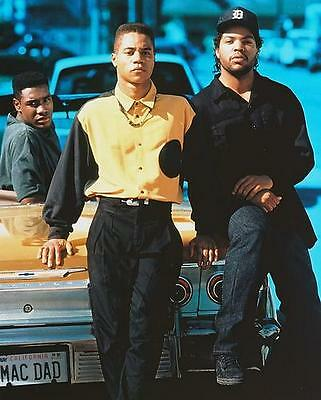 Cuba Gooding Ice Cube Boyz N The Hood 24X36 Poster