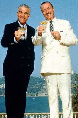 Dirty Rotten Scoundrels Caine & Martin 24X36 Poster